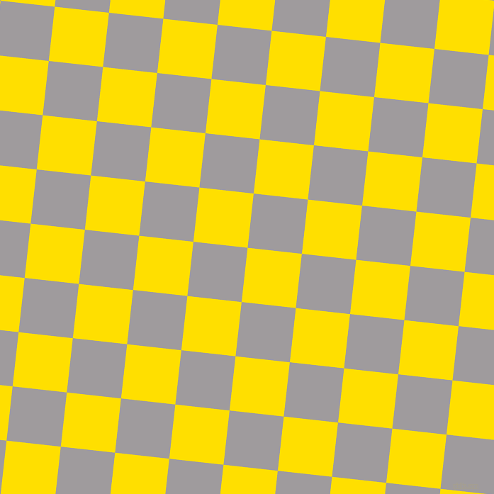 84/174 degree angle diagonal checkered chequered squares checker pattern checkers background, 77 pixel squares size, , Golden Yellow and Shady Lady checkers chequered checkered squares seamless tileable