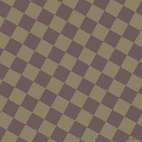 61/151 degree angle diagonal checkered chequered squares checker pattern checkers background, 46 pixel square size, , Granite Green and Falcon checkers chequered checkered squares seamless tileable
