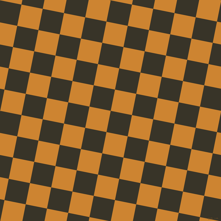 79/169 degree angle diagonal checkered chequered squares checker pattern checkers background, 76 pixel square size, , Graphite and Dixie checkers chequered checkered squares seamless tileable