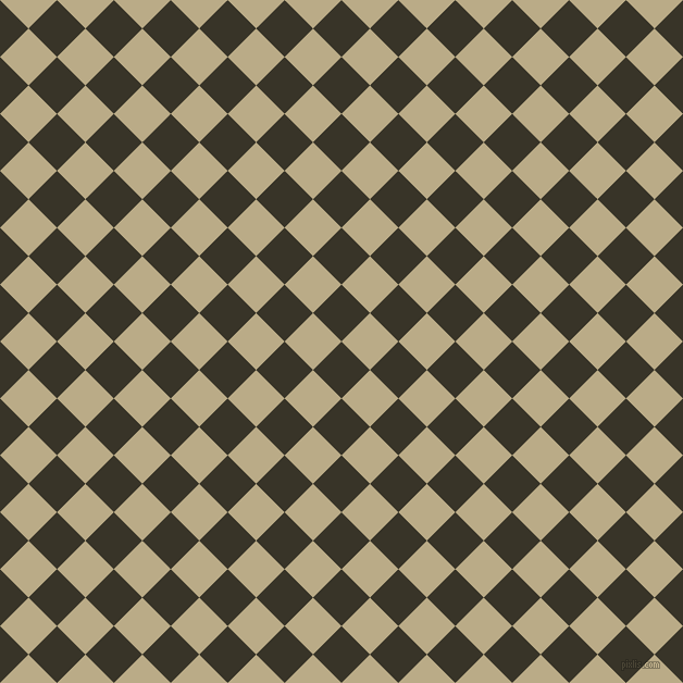 45/135 degree angle diagonal checkered chequered squares checker pattern checkers background, 37 pixel squares size, , Graphite and Pavlova checkers chequered checkered squares seamless tileable