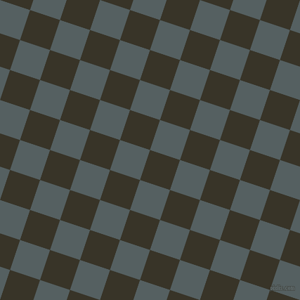 72/162 degree angle diagonal checkered chequered squares checker pattern checkers background, 45 pixel square size, , Graphite and River Bed checkers chequered checkered squares seamless tileable