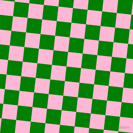 84/174 degree angle diagonal checkered chequered squares checker pattern checkers background, 50 pixel squares size, , Green and Cotton Candy checkers chequered checkered squares seamless tileable