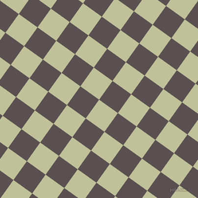 54/144 degree angle diagonal checkered chequered squares checker pattern checkers background, 47 pixel squares size, , Green Mist and Don Juan checkers chequered checkered squares seamless tileable
