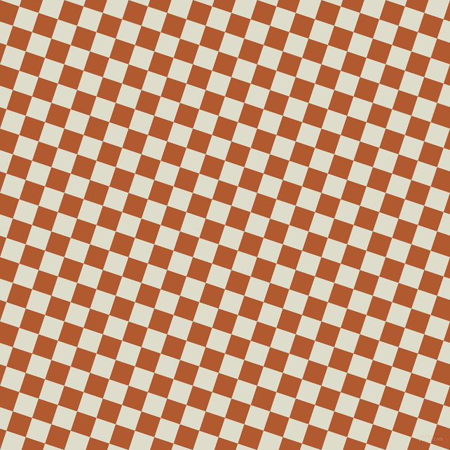 72/162 degree angle diagonal checkered chequered squares checker pattern checkers background, 29 pixel square size, , Green White and Fiery Orange checkers chequered checkered squares seamless tileable