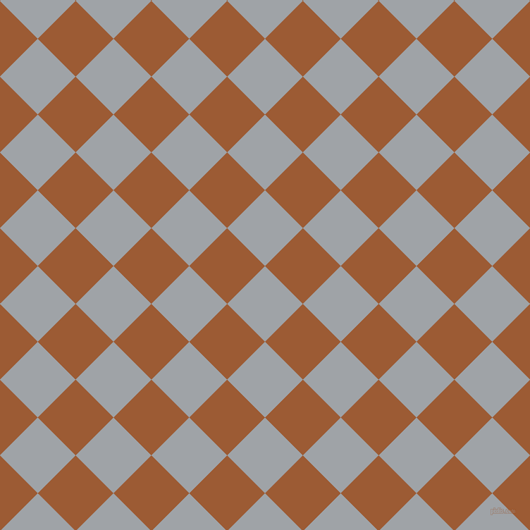 45/135 degree angle diagonal checkered chequered squares checker pattern checkers background, 76 pixel square size, , Grey Chateau and Indochine checkers chequered checkered squares seamless tileable