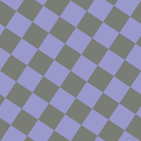 56/146 degree angle diagonal checkered chequered squares checker pattern checkers background, 76 pixel squares size, , Gunsmoke and Blue Bell checkers chequered checkered squares seamless tileable