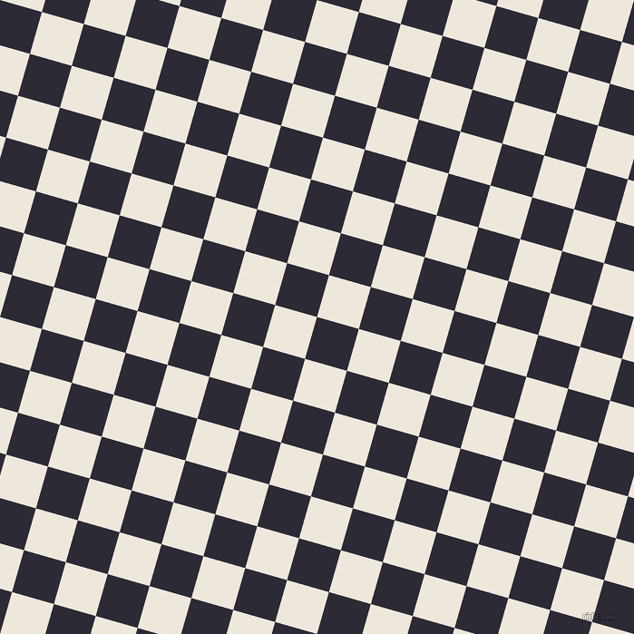74/164 degree angle diagonal checkered chequered squares checker pattern checkers background, 48 pixel squares size, , Haiti and White Linen checkers chequered checkered squares seamless tileable
