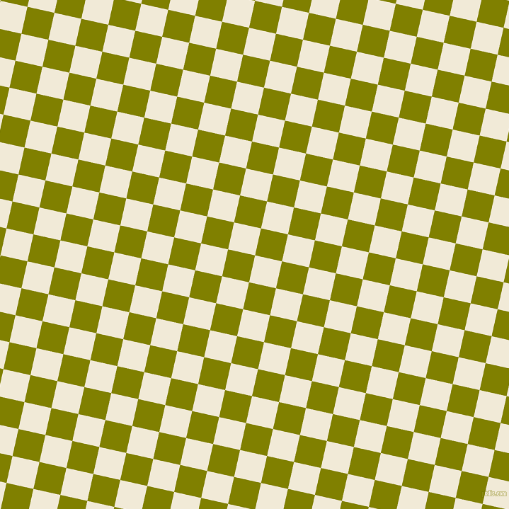 77/167 degree angle diagonal checkered chequered squares checker pattern checkers background, 39 pixel square size, , Half Pearl Lusta and Olive checkers chequered checkered squares seamless tileable