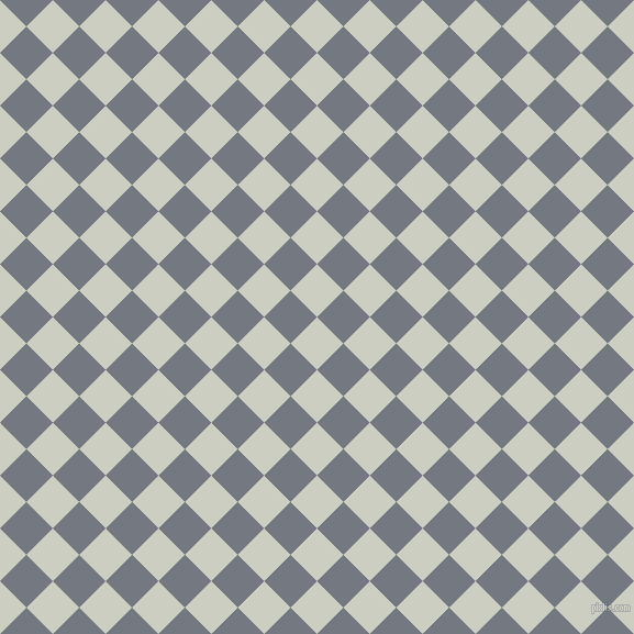 45/135 degree angle diagonal checkered chequered squares checker pattern checkers background, 34 pixel square size, , Harp and Storm Grey checkers chequered checkered squares seamless tileable