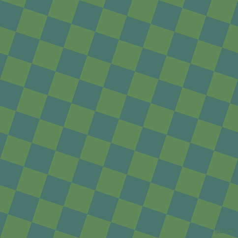 72/162 degree angle diagonal checkered chequered squares checker pattern checkers background, 51 pixel square size, , Hippie Green and Dark Green Copper checkers chequered checkered squares seamless tileable