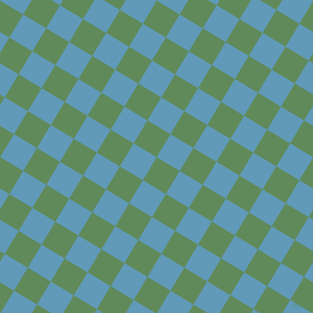 59/149 degree angle diagonal checkered chequered squares checker pattern checkers background, 53 pixel square size, , Hippie Green and Shakespeare checkers chequered checkered squares seamless tileable