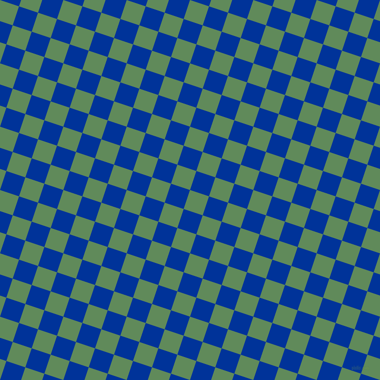 72/162 degree angle diagonal checkered chequered squares checker pattern checkers background, 40 pixel squares size, , Hippie Green and Smalt checkers chequered checkered squares seamless tileable
