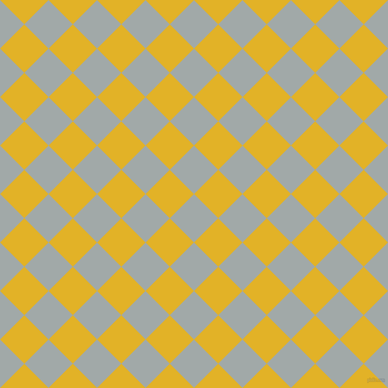 45/135 degree angle diagonal checkered chequered squares checker pattern checkers background, 69 pixel square size, , Hit Grey and Gold Tips checkers chequered checkered squares seamless tileable