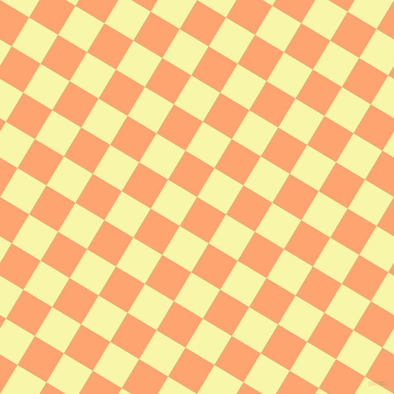 59/149 degree angle diagonal checkered chequered squares checker pattern checkers background, 66 pixel square size, , Hit Pink and Shalimar checkers chequered checkered squares seamless tileable