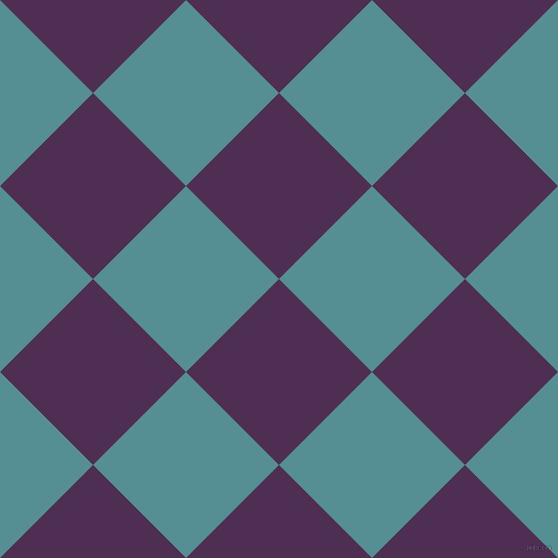 45/135 degree angle diagonal checkered chequered squares checker pattern checkers background, 189 pixel square size, , Hot Purple and Half Baked checkers chequered checkered squares seamless tileable