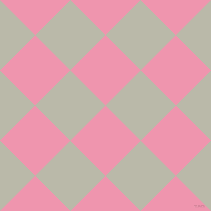 45/135 degree angle diagonal checkered chequered squares checker pattern checkers background, 167 pixel squares size, , Illusion and Mist Grey checkers chequered checkered squares seamless tileable