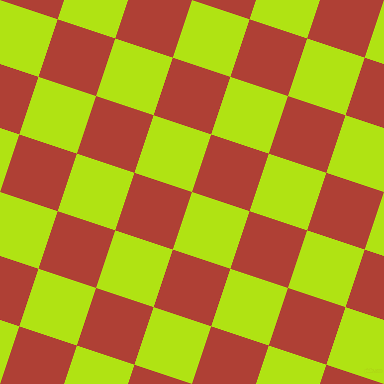 72/162 degree angle diagonal checkered chequered squares checker pattern checkers background, 122 pixel square size, , Inch Worm and Medium Carmine checkers chequered checkered squares seamless tileable