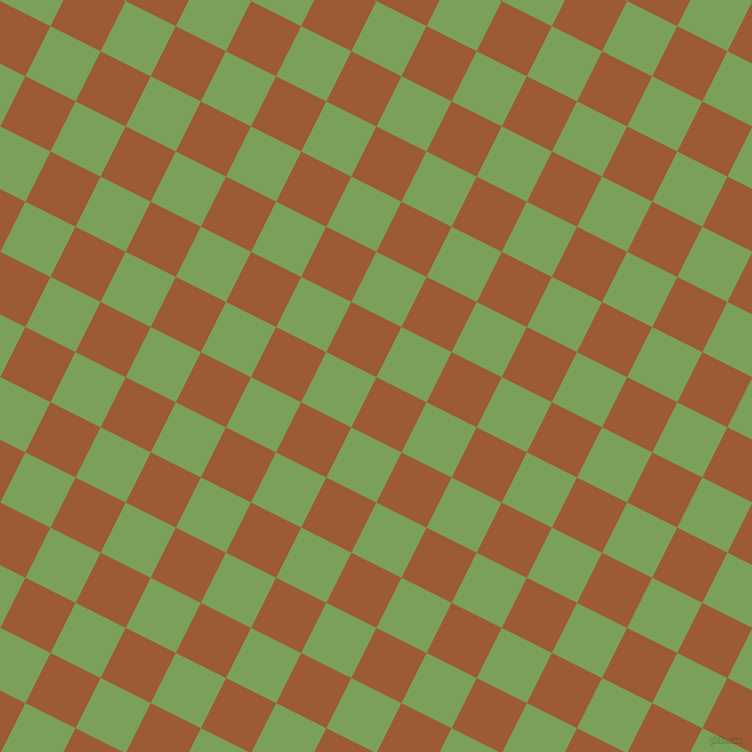 63/153 degree angle diagonal checkered chequered squares checker pattern checkers background, 63 pixel squares size, , Indochine and Asparagus checkers chequered checkered squares seamless tileable