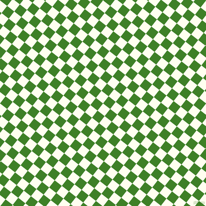 52/142 degree angle diagonal checkered chequered squares checker pattern checkers background, 29 pixel square size, , Ivory and Bilbao checkers chequered checkered squares seamless tileable