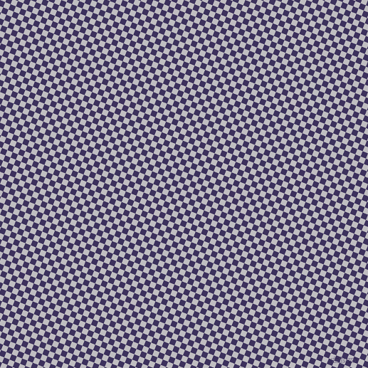 68/158 degree angle diagonal checkered chequered squares checker pattern checkers background, 8 pixel squares size, , Jacarta and French Grey checkers chequered checkered squares seamless tileable