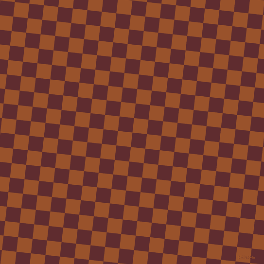 84/174 degree angle diagonal checkered chequered squares checker pattern checkers background, 30 pixel squares size, , Jazz and Hawaiian Tan checkers chequered checkered squares seamless tileable