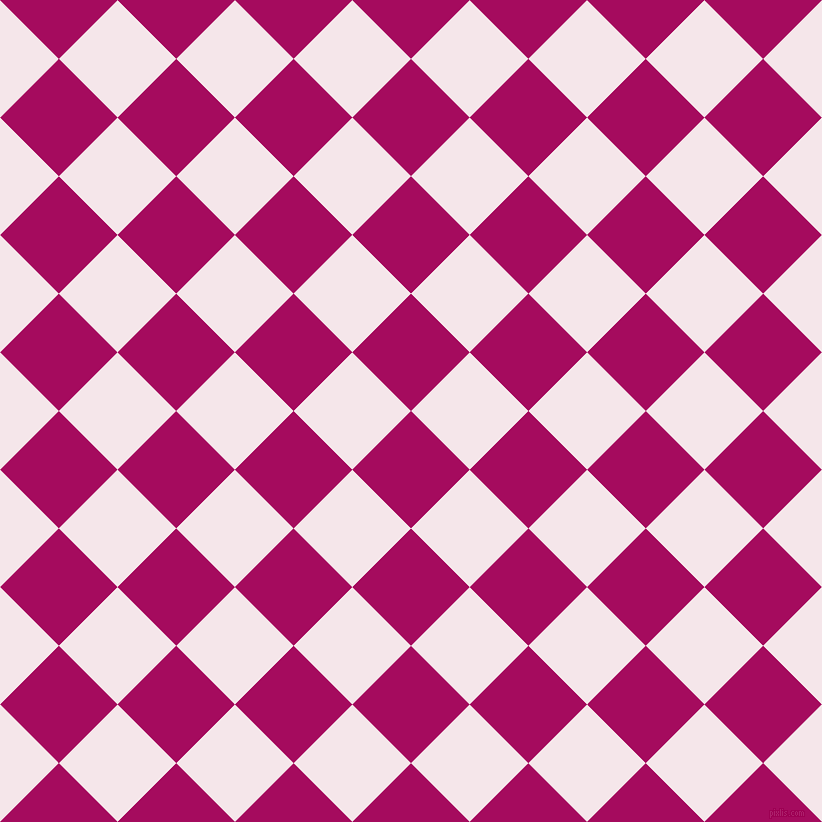 45/135 degree angle diagonal checkered chequered squares checker pattern checkers background, 83 pixel square size, , Jazzberry Jam and Amour checkers chequered checkered squares seamless tileable
