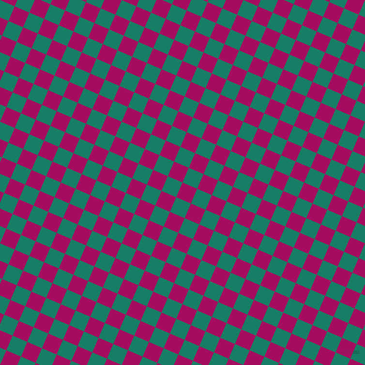 67/157 degree angle diagonal checkered chequered squares checker pattern checkers background, 33 pixel squares size, , Jazzberry Jam and Deep Sea checkers chequered checkered squares seamless tileable