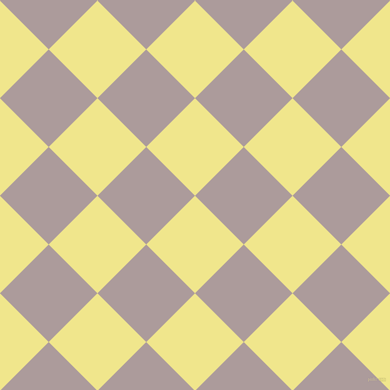 45/135 degree angle diagonal checkered chequered squares checker pattern checkers background, 136 pixel squares size, , Khaki and Dusty Grey checkers chequered checkered squares seamless tileable