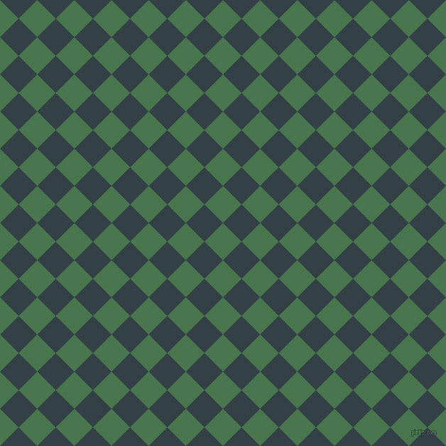 45/135 degree angle diagonal checkered chequered squares checker pattern checkers background, 37 pixel squares size, , Killarney and Big Stone checkers chequered checkered squares seamless tileable