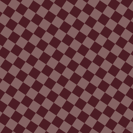 56/146 degree angle diagonal checkered chequered squares checker pattern checkers background, 31 pixel square size, , Light Wood and Bordeaux checkers chequered checkered squares seamless tileable