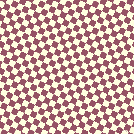 63/153 degree angle diagonal checkered chequered squares checker pattern checkers background, 20 pixel square size, , Light Yellow and Vin Rouge checkers chequered checkered squares seamless tileable