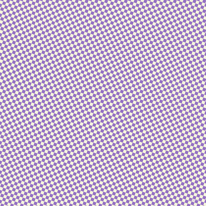 72/162 degree angle diagonal checkered chequered squares checker pattern checkers background, 10 pixel squares size, , Lilac Bush and Beige checkers chequered checkered squares seamless tileable