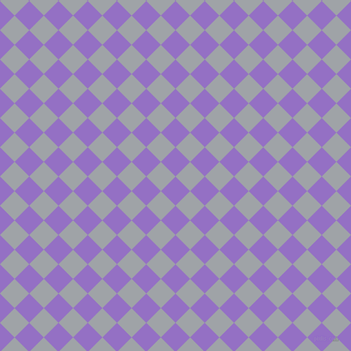 45/135 degree angle diagonal checkered chequered squares checker pattern checkers background, 30 pixel square size, , Lilac Bush and Grey Chateau checkers chequered checkered squares seamless tileable