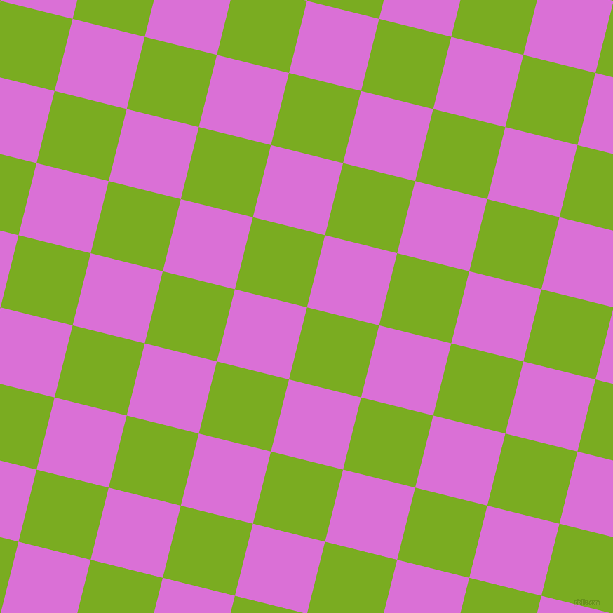 76/166 degree angle diagonal checkered chequered squares checker pattern checkers background, 106 pixel squares size, , Lima and Orchid checkers chequered checkered squares seamless tileable