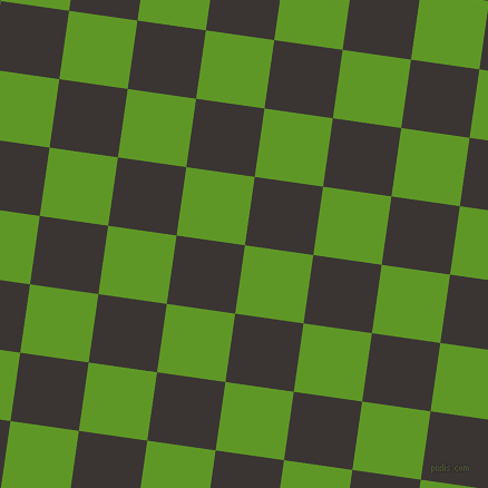 82/172 degree angle diagonal checkered chequered squares checker pattern checkers background, 62 pixel squares size, , Limeade and Kilamanjaro checkers chequered checkered squares seamless tileable