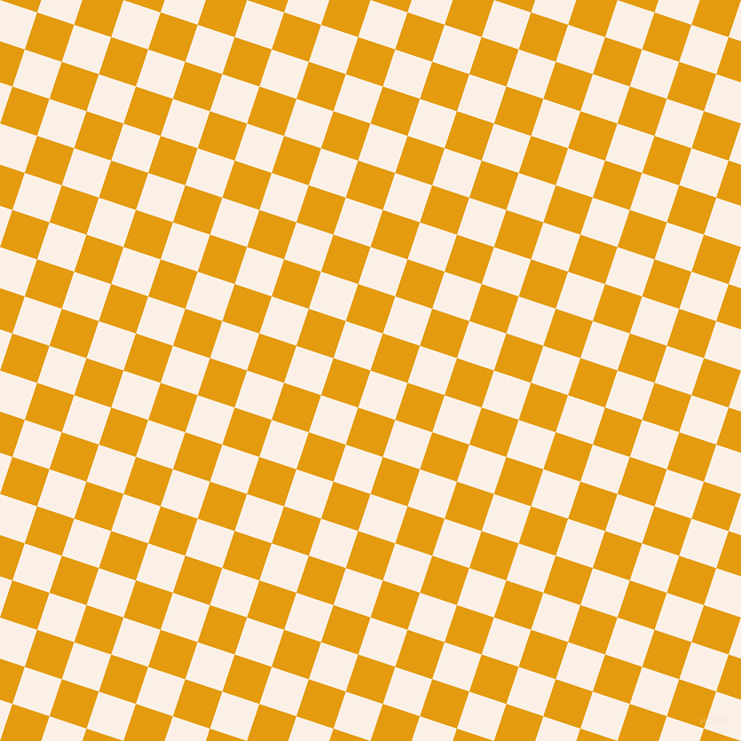 72/162 degree angle diagonal checkered chequered squares checker pattern checkers background, 44 pixel squares size, , Linen and Gamboge checkers chequered checkered squares seamless tileable