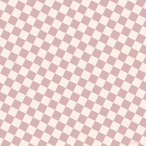 63/153 degree angle diagonal checkered chequered squares checker pattern checkers background, 26 pixel square size, , Linen and Pink Flare checkers chequered checkered squares seamless tileable