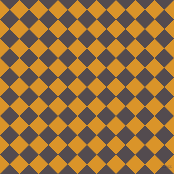45/135 degree angle diagonal checkered chequered squares checker pattern checkers background, 45 pixel squares size, , Liver and Buttercup checkers chequered checkered squares seamless tileable