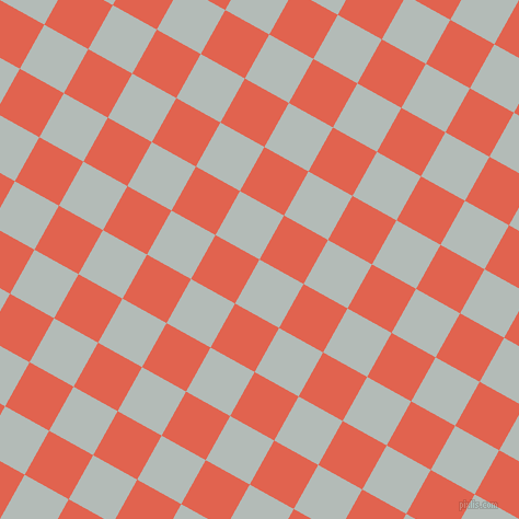 61/151 degree angle diagonal checkered chequered squares checker pattern checkers background, 46 pixel squares size, Loblolly and Flamingo checkers chequered checkered squares seamless tileable