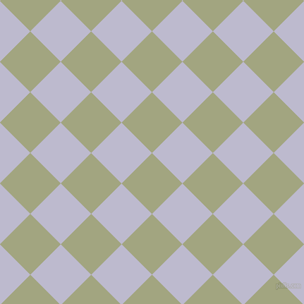 45/135 degree angle diagonal checkered chequered squares checker pattern checkers background, 61 pixel square size, , Locust and Blue Haze checkers chequered checkered squares seamless tileable