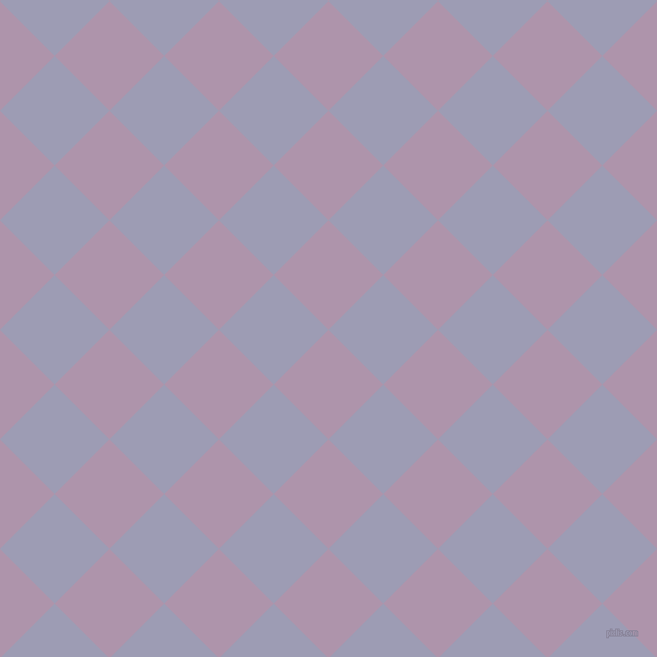 45/135 degree angle diagonal checkered chequered squares checker pattern checkers background, 87 pixel square size, , London Hue and Logan checkers chequered checkered squares seamless tileable