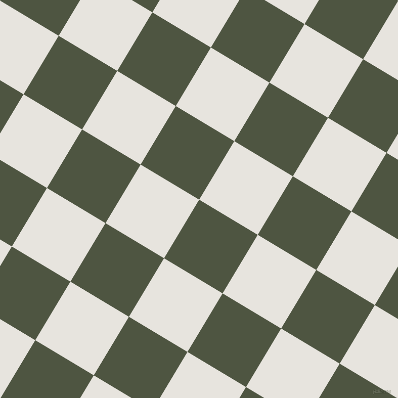59/149 degree angle diagonal checkered chequered squares checker pattern checkers background, 135 pixel squares size, , Lunar Green and Wild Sand checkers chequered checkered squares seamless tileable