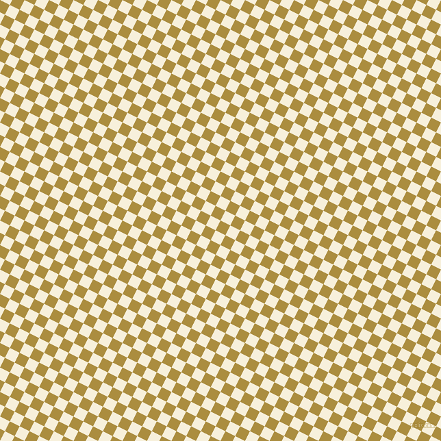63/153 degree angle diagonal checkered chequered squares checker pattern checkers background, 16 pixel square size, , Luxor Gold and Apricot White checkers chequered checkered squares seamless tileable