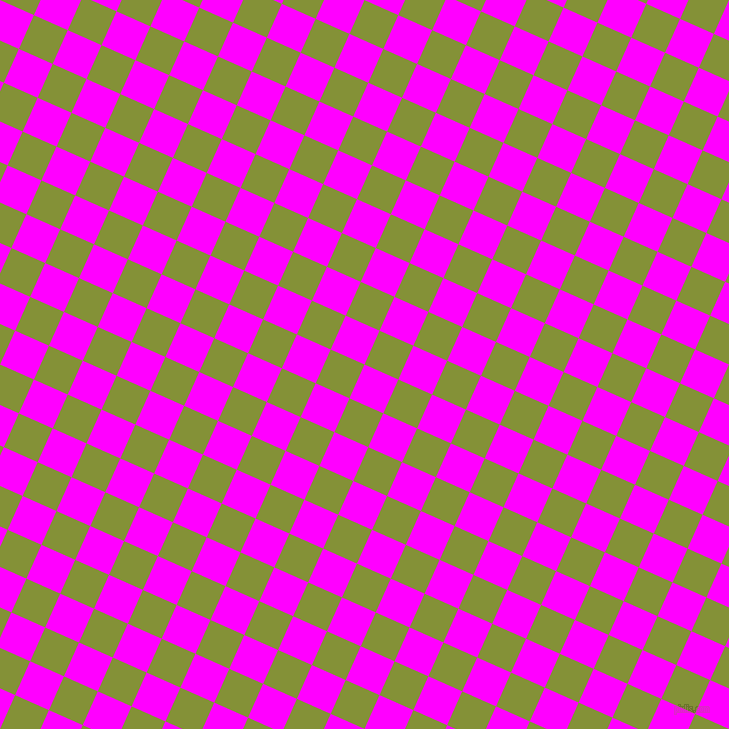 66/156 degree angle diagonal checkered chequered squares checker pattern checkers background, 37 pixel squares size, , Magenta and Wasabi checkers chequered checkered squares seamless tileable