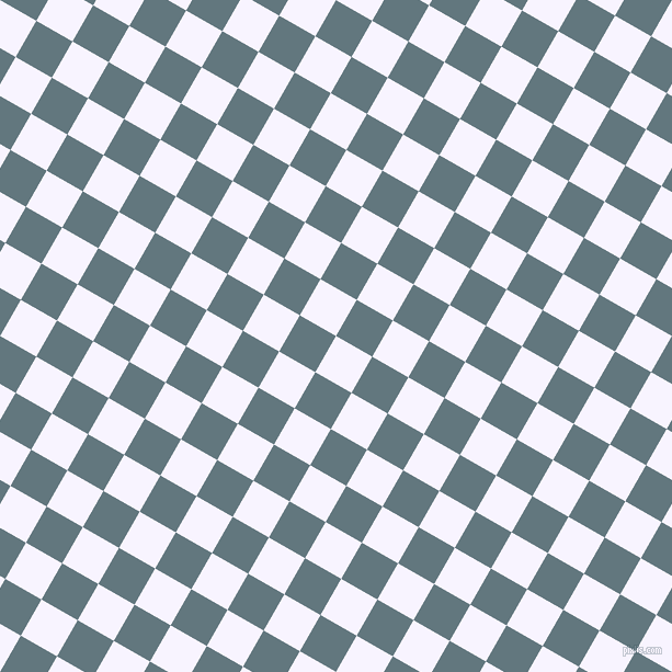 60/150 degree angle diagonal checkered chequered squares checker pattern checkers background, 38 pixel squares size, , Magnolia and Blue Bayoux checkers chequered checkered squares seamless tileable