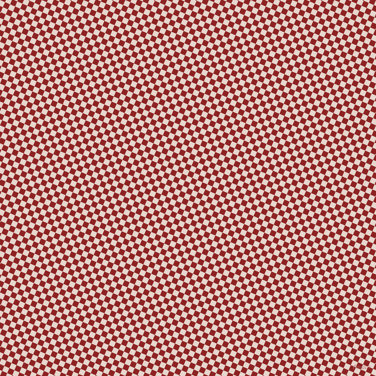 67/157 degree angle diagonal checkered chequered squares checker pattern checkers background, 11 pixel squares size, , Mandarian Orange and Dawn Pink checkers chequered checkered squares seamless tileable