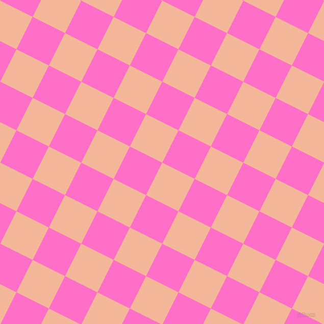 63/153 degree angle diagonal checkered chequered squares checker pattern checkers background, 71 pixel square size, , Mandys Pink and Neon Pink checkers chequered checkered squares seamless tileable
