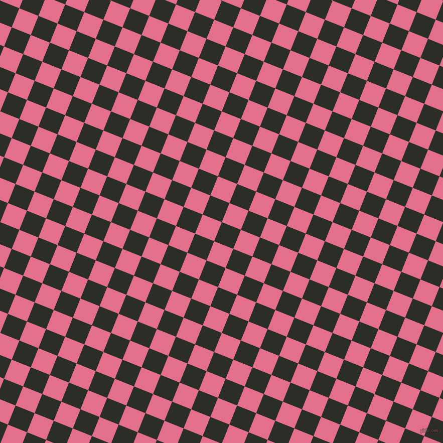 68/158 degree angle diagonal checkered chequered squares checker pattern checkers background, 41 pixel square size, , Marshland and Deep Blush checkers chequered checkered squares seamless tileable