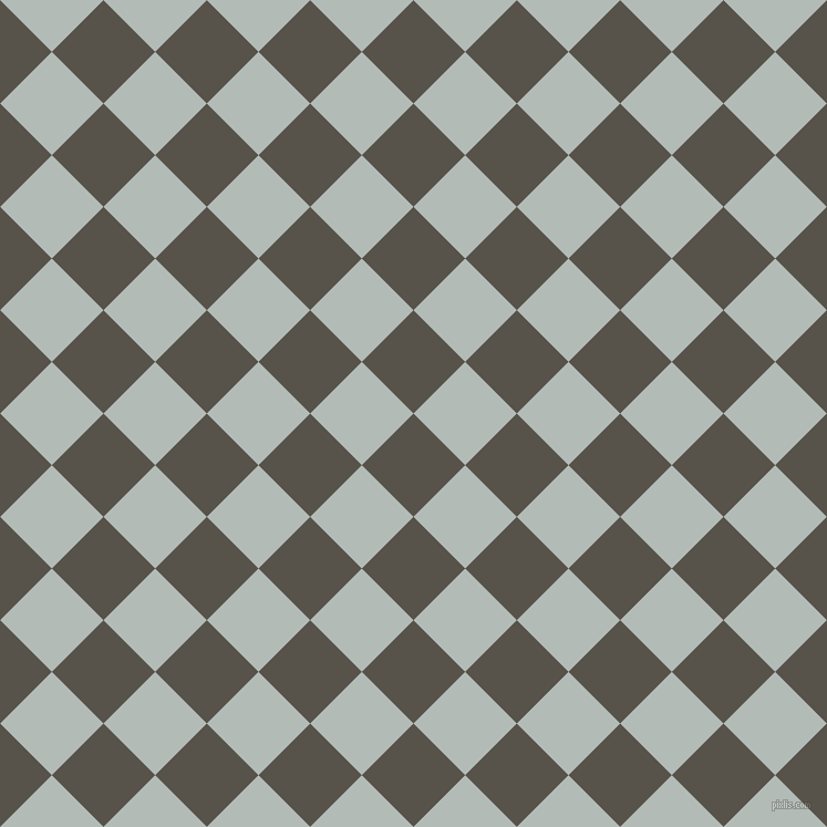 45/135 degree angle diagonal checkered chequered squares checker pattern checkers background, 66 pixel square size, , Masala and Loblolly checkers chequered checkered squares seamless tileable