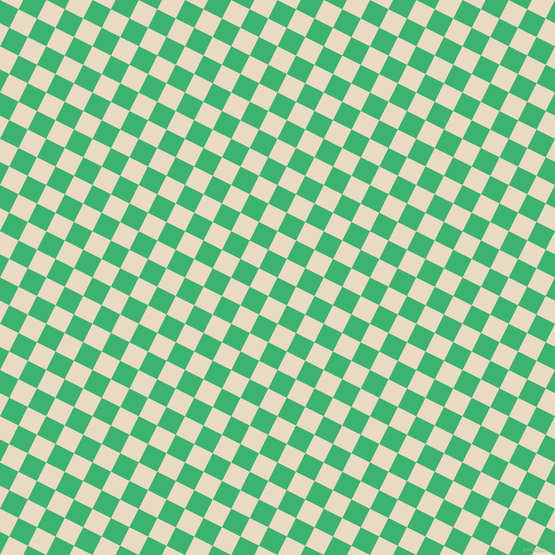 63/153 degree angle diagonal checkered chequered squares checker pattern checkers background, 30 pixel squares size, , Medium Sea Green and Solitaire checkers chequered checkered squares seamless tileable